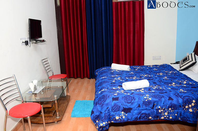 The ABodes Guest House - Deluxe Room-3