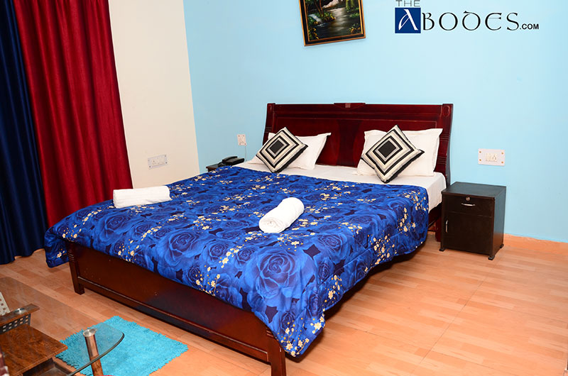 The ABodes Guest House - Deluxe Room-4