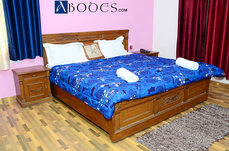 The ABodes Guest House - Deluxe Room-6