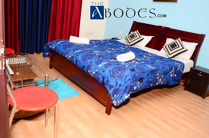 The ABodes Guest House - Deluxe Room-7