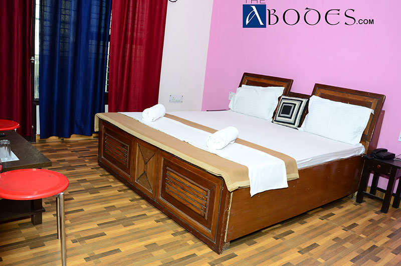 The ABodes Guest House - Deluxe Room-9